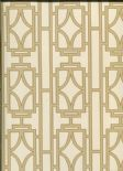 Empress Empire Lattice Wallpaper 2669-21771 By Deacon House for Brewster Fine Decor